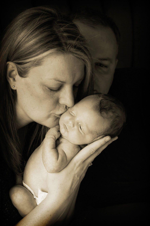 Introducing baby photo shoot